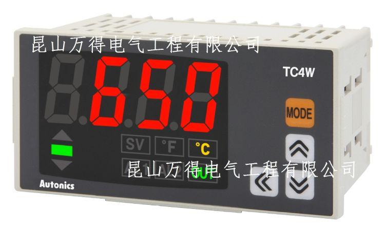 Autonics奥托尼克斯  PID控制温度控制器TC4W-24R火热销售进行中
