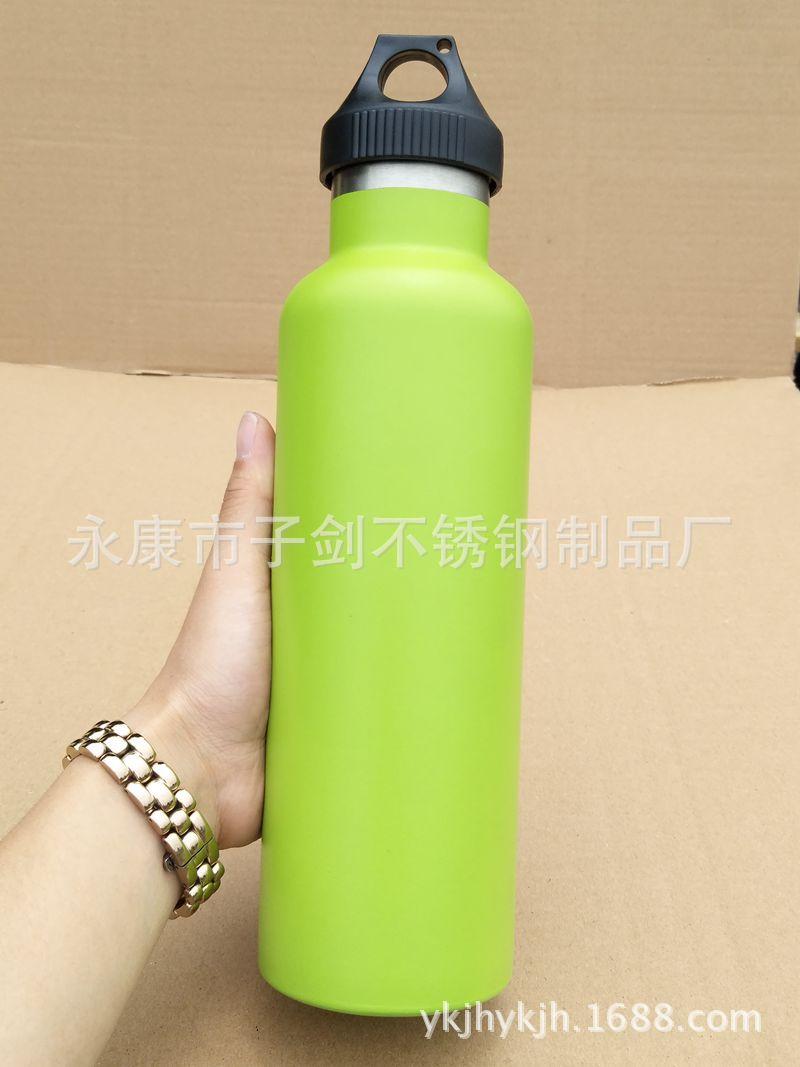 厂家供应17OZ hydro flask保温杯不锈钢运动瓶 真空保温杯