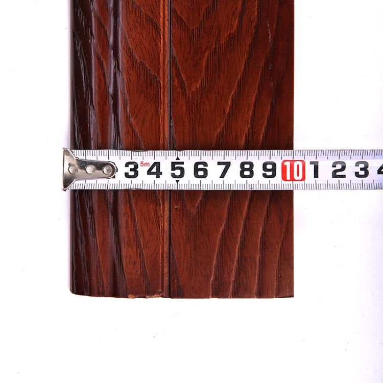 厂家供应12公分栎木实木踢脚板 家装饰地脚线防水抗变形 加工定制