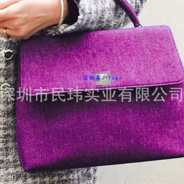 牛仔纹帆布女士时尚款式包批发定做 女包手提包生产厂家直销