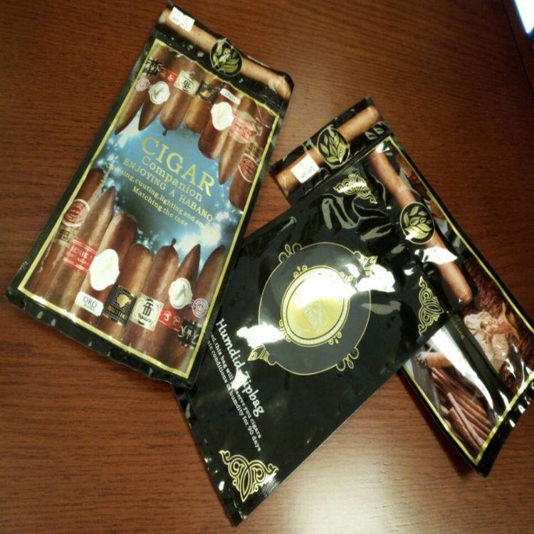 鲁宾斯基雪茄保湿袋65% 75% 69% 70%内装有保湿液