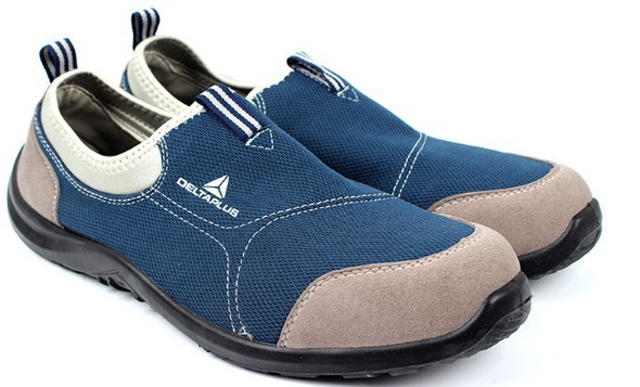 代尔塔301216 MIAMI S1P(蓝色)松紧系列防砸劳保安全鞋
