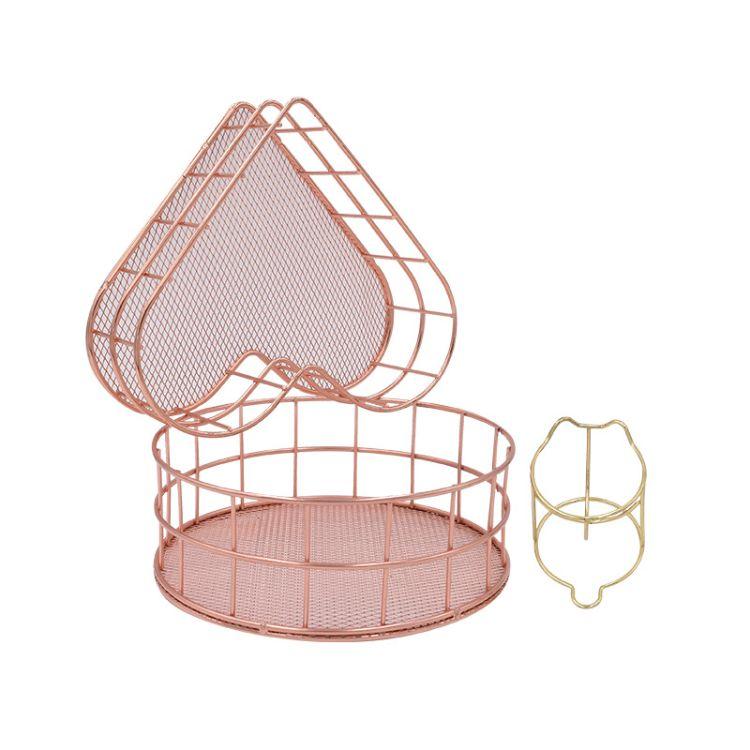 圆网收纳篮 强力免钉胶免打孔浴室置物架