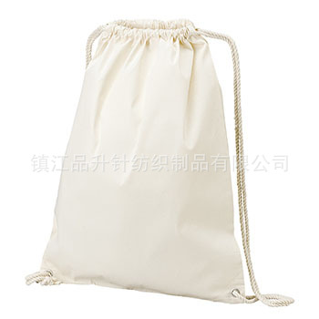 专业定制全棉帆布购物袋 环保印花外贸出口手拎袋 企业宣传袋