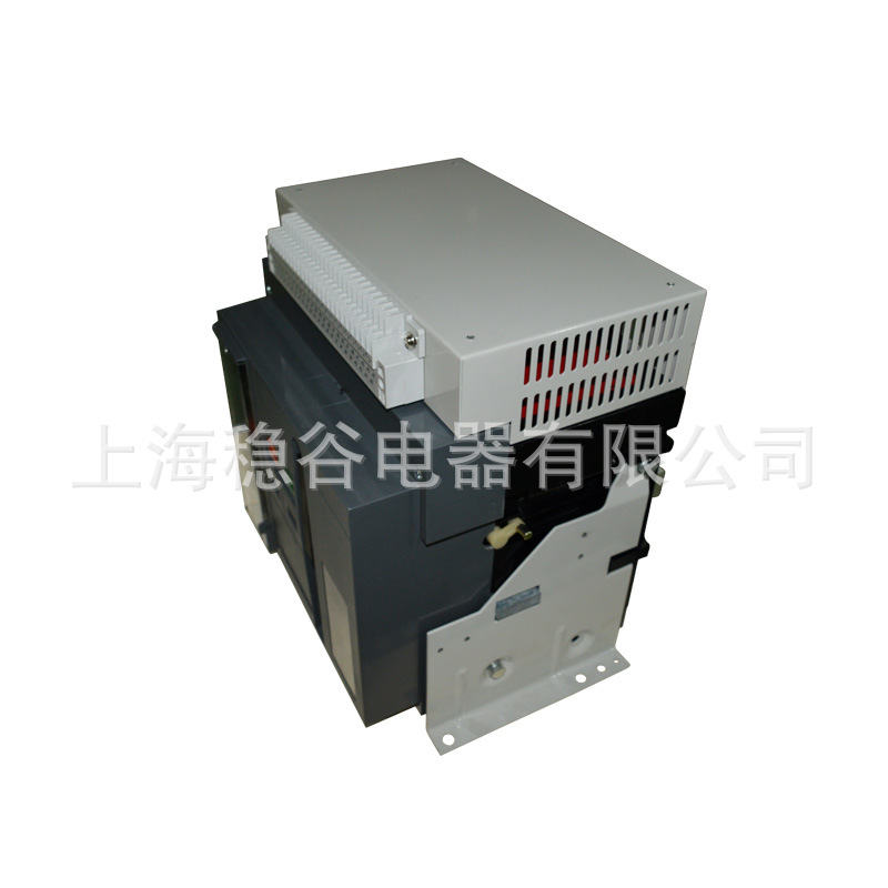上海稳谷  厂家直销 万能式断路器DW45-630A万能式断路器热电磁式电动380V