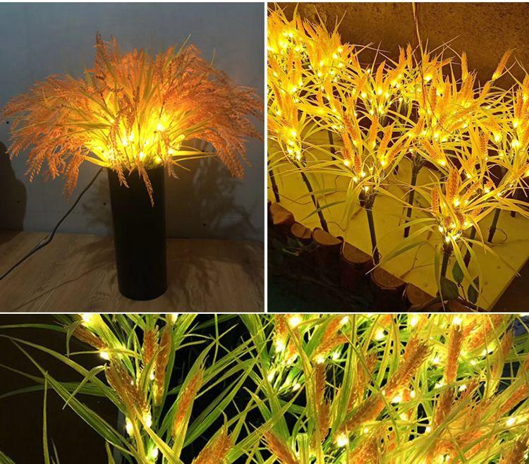 户外LED地插灯麦子防水亮化工程装饰灯节日彩灯