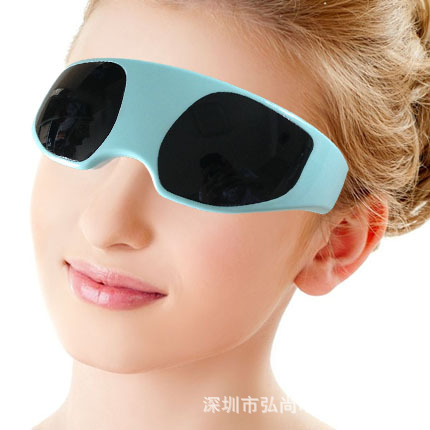 眼部按摩器 眼保仪 稳定版小包装电动去眼睛顽固黑眼圈 眼袋仪