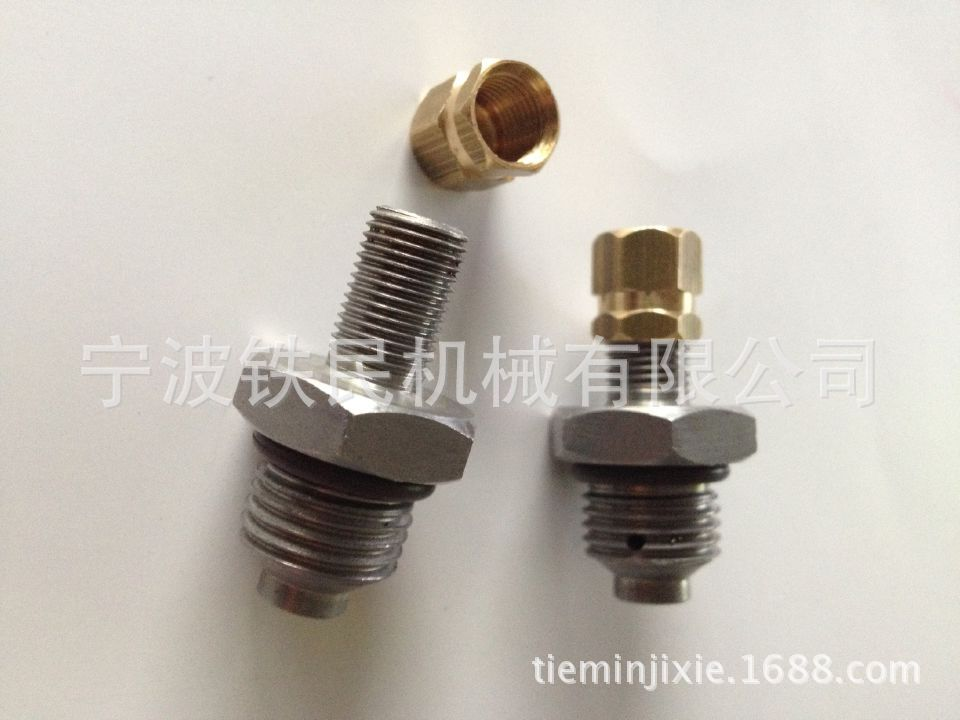 厂家直销 优质优价ASME款充气阀  5/16-32UNF