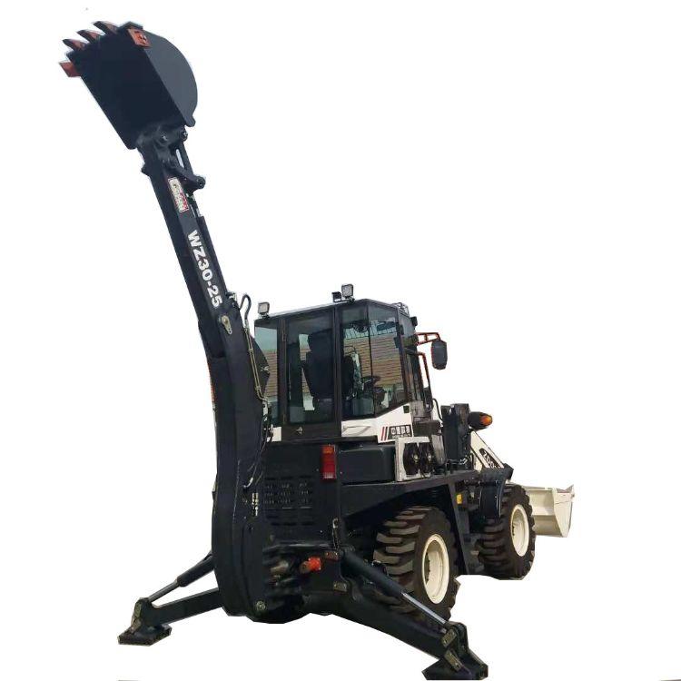 厂家直销 高端装载机两头忙 全液压先导操作 标配国三发动机