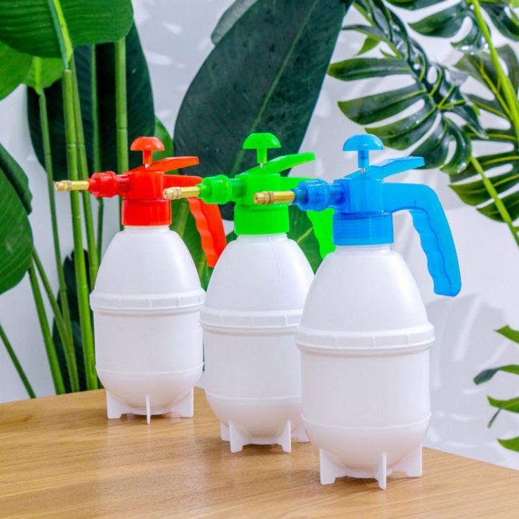1.5升气压喷壶手动气压式塑料喷壶50ml 浇花洒水壶1.5L园艺喷水壶