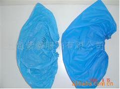 紫竹薄膜鞋套 鞋套批发 蓝色鞋套 一次性鞋套 PE鞋套一次性手术衣