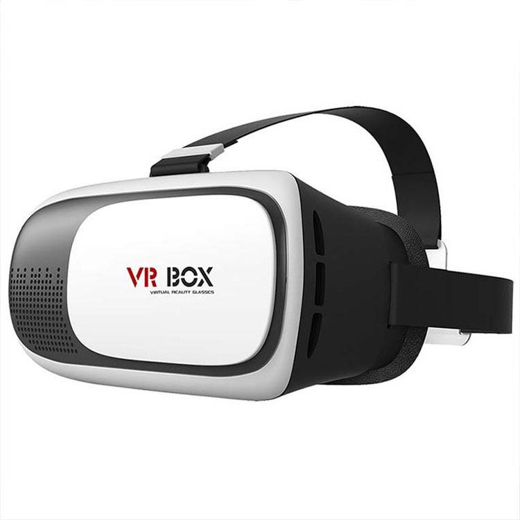 VR BOX 手机3D眼镜头盔 vr眼镜遥控器暴风魔镜二代批发一件代发