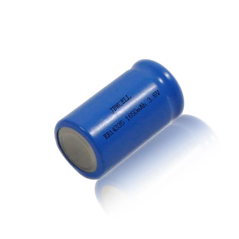 厂家直销 CR14335 锂锰柱式电池 CR14335H