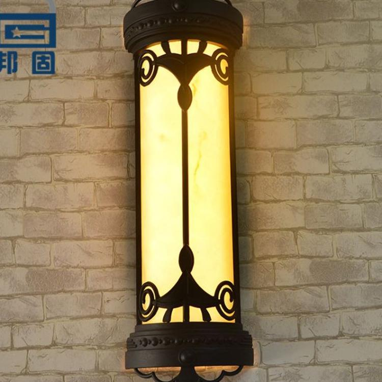 热销仿云石壁灯欧式户外led壁灯厂家批发酒店大堂展厅美化照明灯