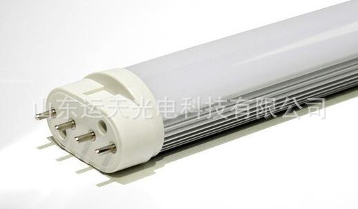 山东厂家生产商场用LED横插灯2G11灯管节能改造灯具