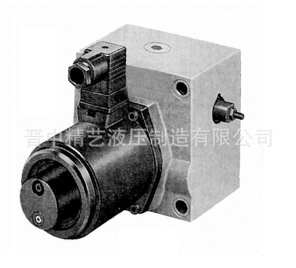 供应榆次油研40Ω电液比例调速阀 EFG-03EFCG-03 叠加式调速阀
