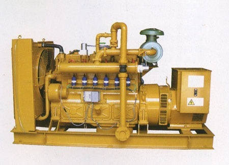 40KW燃气发电机组