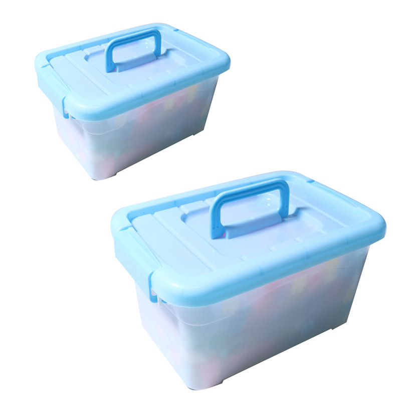 環保PP塑料儲物箱批發價格 桌面收納盒化妝盒批發零售