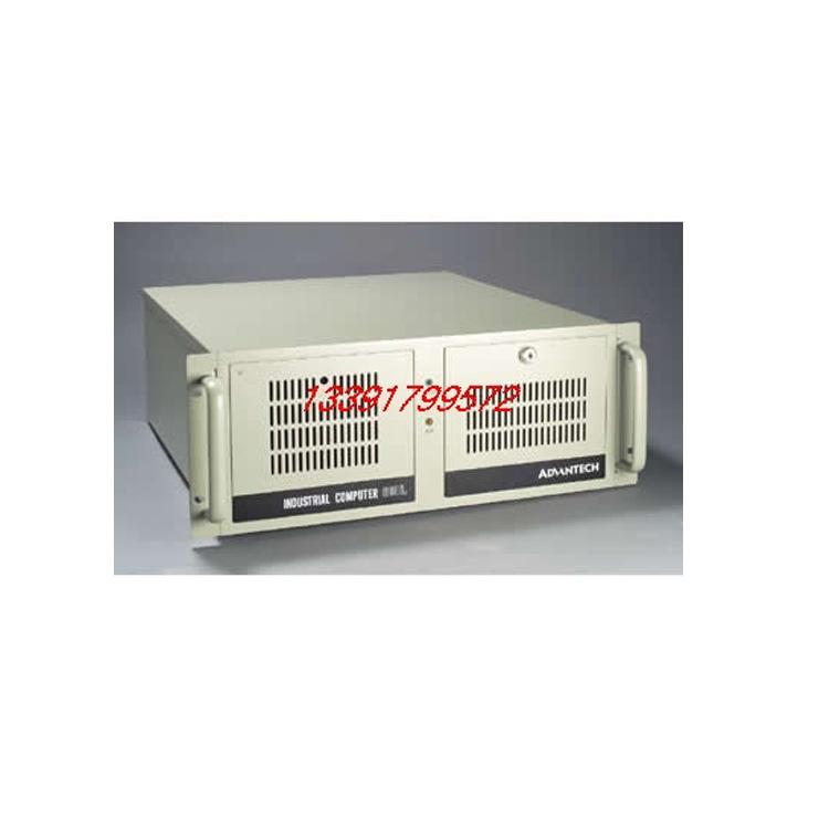 研华工控机IPC-610(IPC-610,PCA-6010VG,4PCI,7ISA)含17%增值税