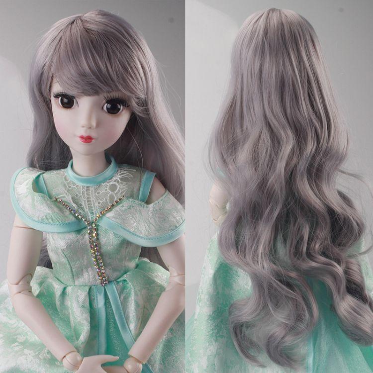 60厘米娃娃配件配饰批发价格 bjd搪胶巴比公主娃娃换装素体批发零售