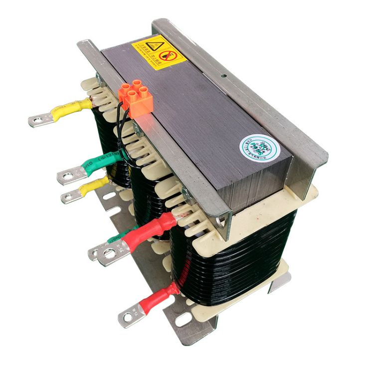 上海稳谷   厂家直销 CKSG-0.3/0.45-6%防干扰进出线电抗器 5KVA低压电抗器