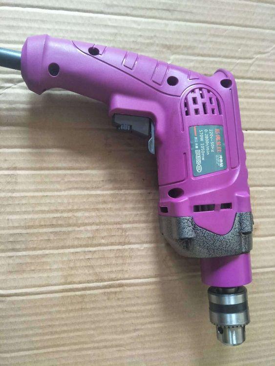 佛兰仕家用电钻多功能小型电锤迷你手电转调速冲击钻