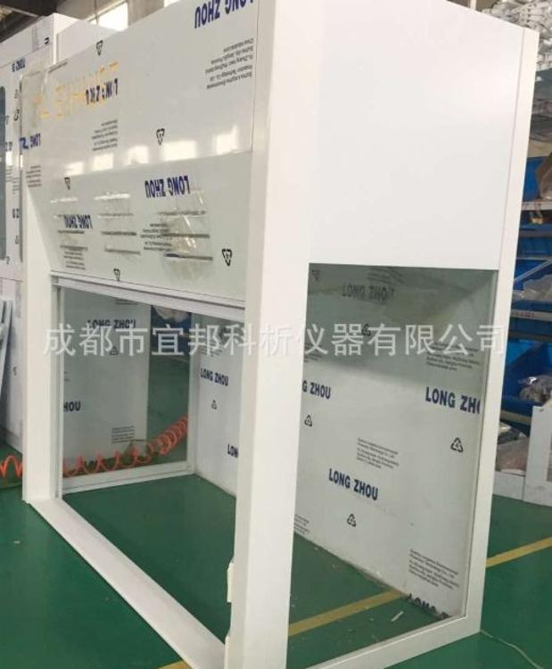 通风柜 PP通风橱 桌面排风罩 排风边台 通风系统 耐酸碱实验家具