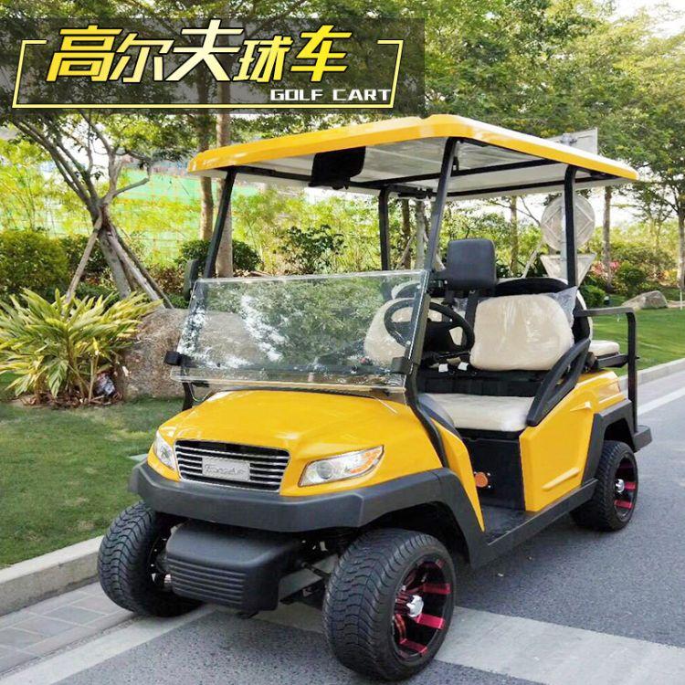 新三协 电动高尔夫球车 电动观光车 代步成人四轮电动车
