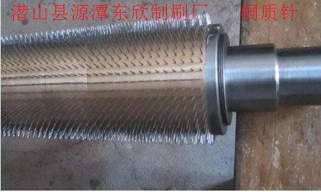 编织布针辊 友达刷业供应优良编织布针辊轮胎布针辊棚膜针辊 高裁针刺机针辊