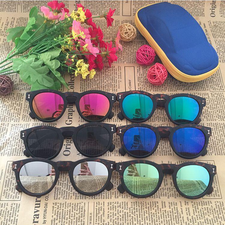 1340经典韩版时尚儿童太阳眼镜彩膜防紫外线墨镜厂家直销