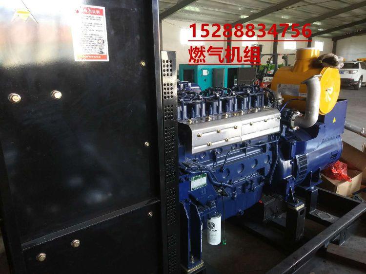 潍坊华凯 燃气发电机组  100KW 专注养殖行业  专业安装、调试
