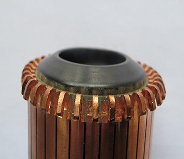 批发定制银铜合金换向器