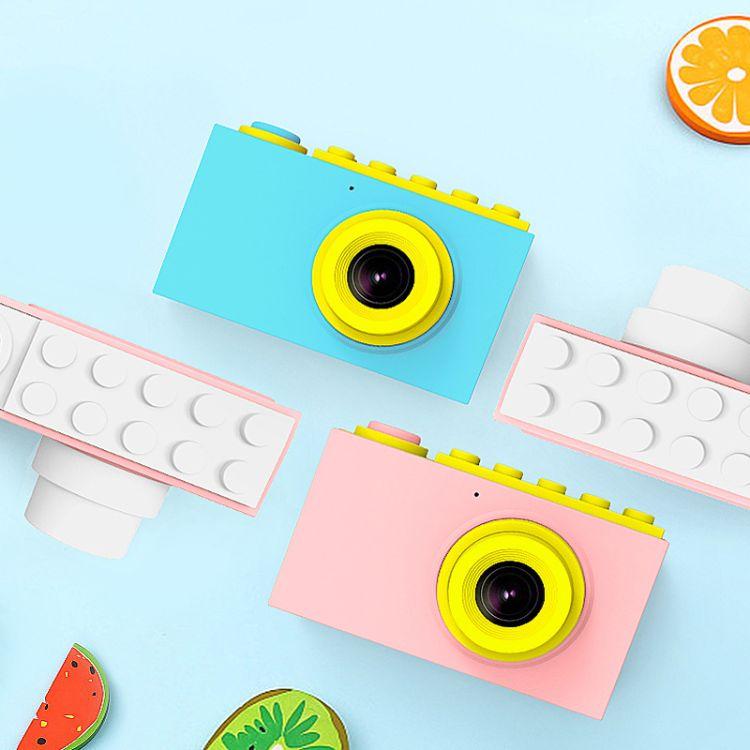 儿童相机 迷你数码相机小单反运动摄影照相机摄像DV搜米二代三代
