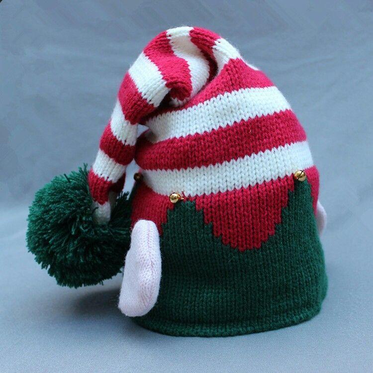 外贸原单帽子批发儿童男女宝宝针织帽秋冬新款卡通圣诞保暖护耳帽