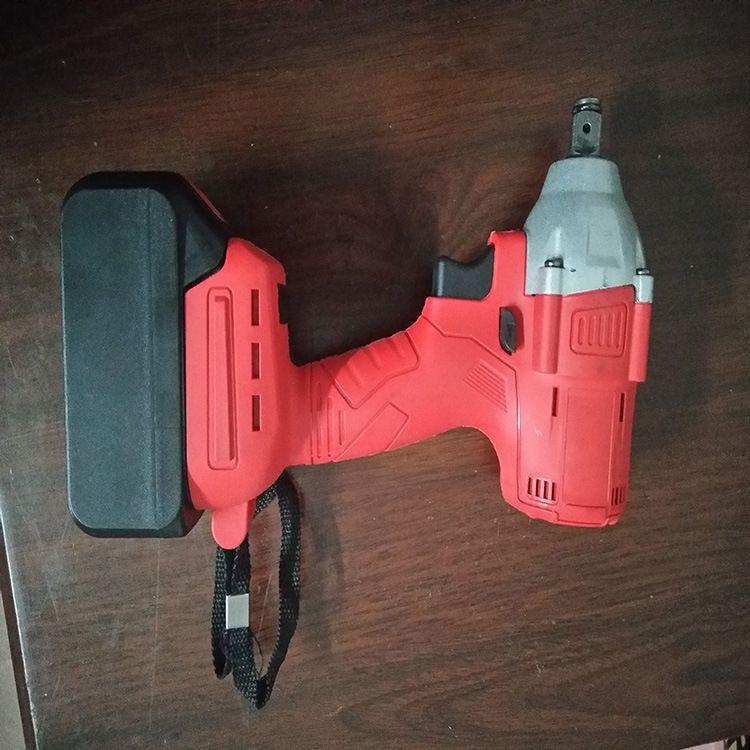 睿星18V充电式锂电无刷冲击扳手  锂电无刷风炮机