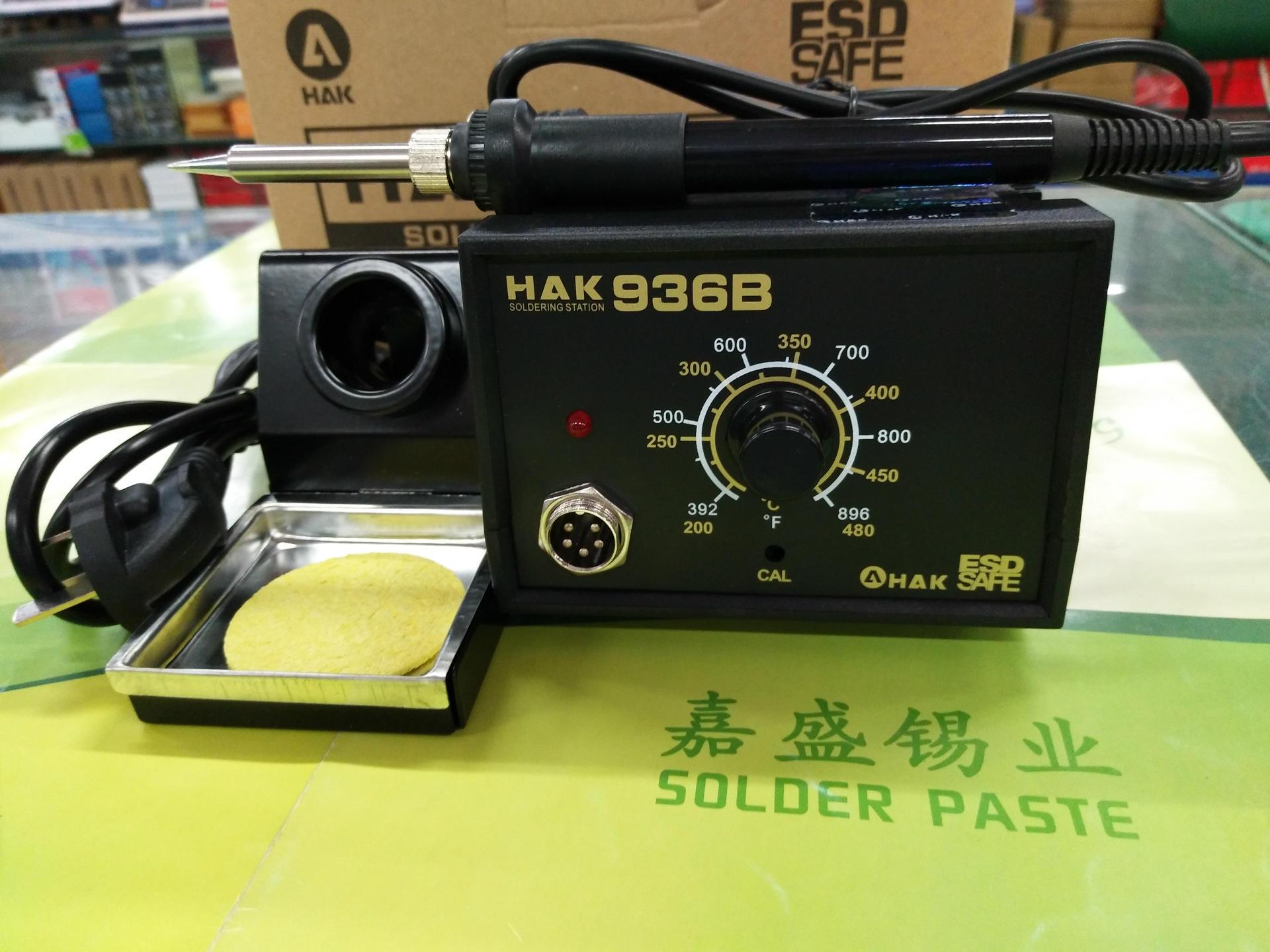 现货销售HAK恒温焊台 白光焊台 数显可调无铅焊台
