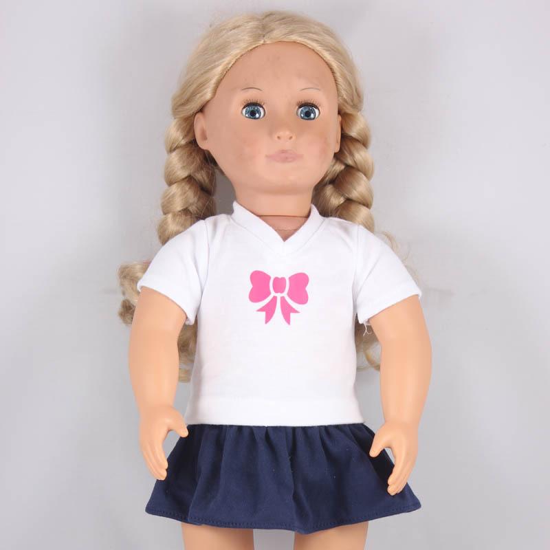 18寸美国女孩娃娃衣服 American girl doll clothes 洋娃娃衣服