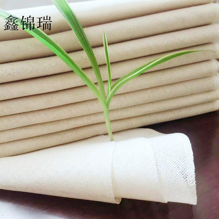 批发36cm圆形笼屉布纯棉白色豆包布包子布规格齐全支持定制加工