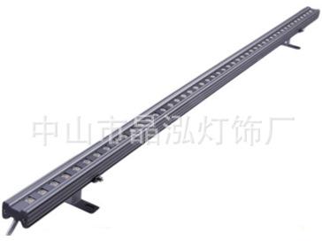 厂家直销 LED线条灯 硬线条 户外灌胶灯条 DMX512外控 户外产品