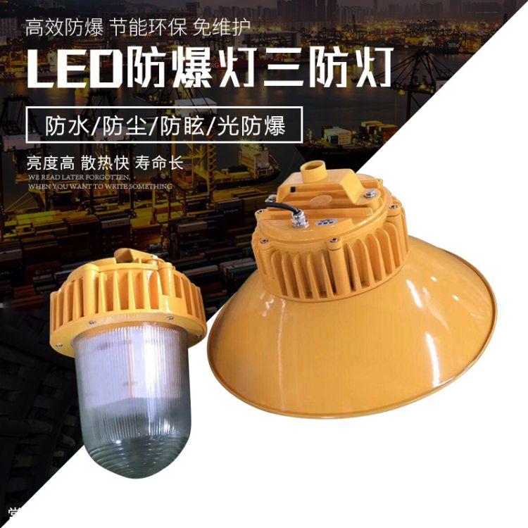 LED防爆灯三防灯户外加油站 化工厂专用工业防爆灯 三防灯大功率