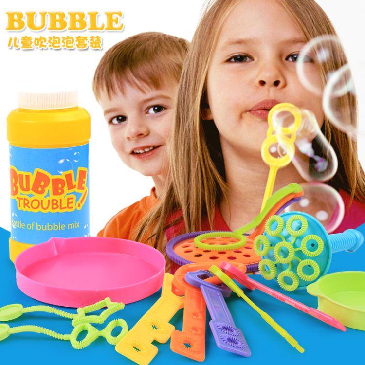 源头工厂 泡泡棒浓缩版 多款可选 吹泡泡广场公园夏日戏水热卖
