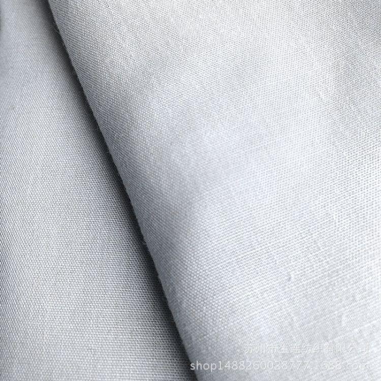 TC8020染色涤棉口袋布 里布服装辅料面料TC布工装面料里料口袋布