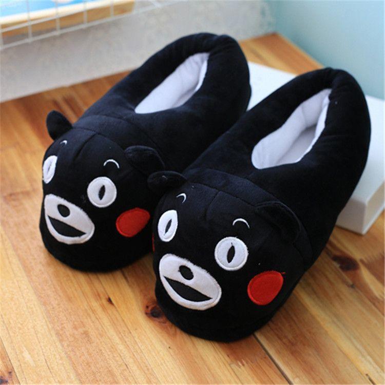 厂家供应冬季保暖棉拖鞋新款家居棉拖鞋可爱棉布鞋可批发