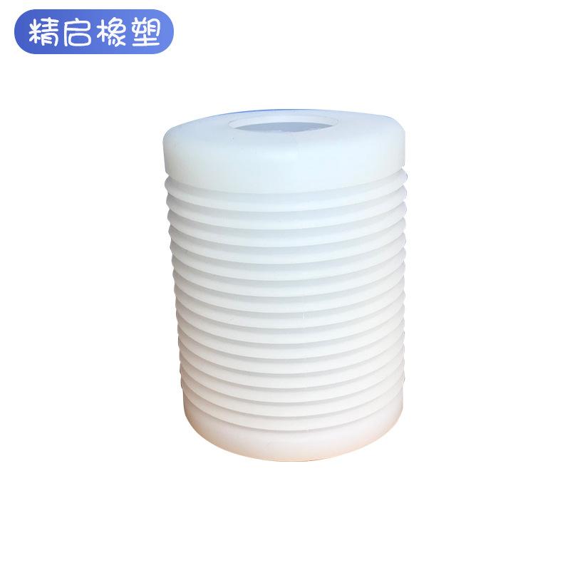 【精启橡塑】高温耐腐蚀硅胶塞   喷涂 密封硅胶塞子