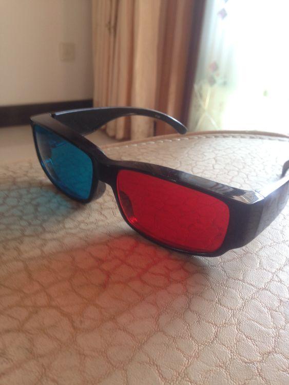 红蓝红绿 3d 立体眼镜 3d眼镜厂家销售