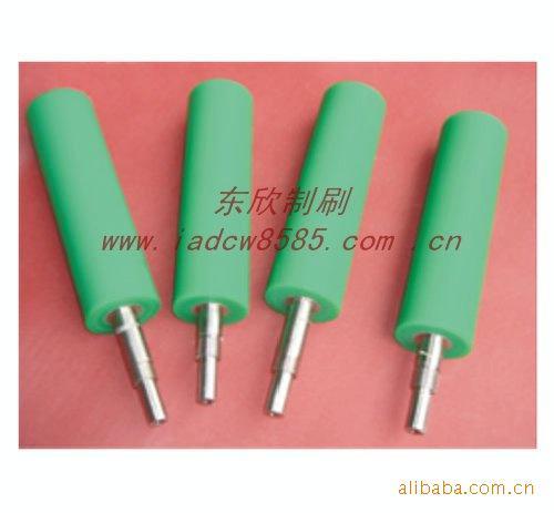 PVC橡胶辊 胶辊传动胶辊输送带胶辊 友达刷业厂家批发
