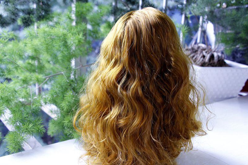 小布Blythe 娃娃 娃妈改妆改娃 头皮头发 换头假发 毛发