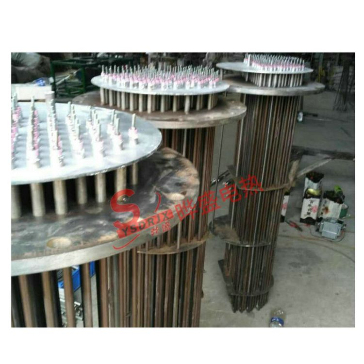大量生产 不锈钢法兰电加热管 工业法兰加热管 厂家直销
