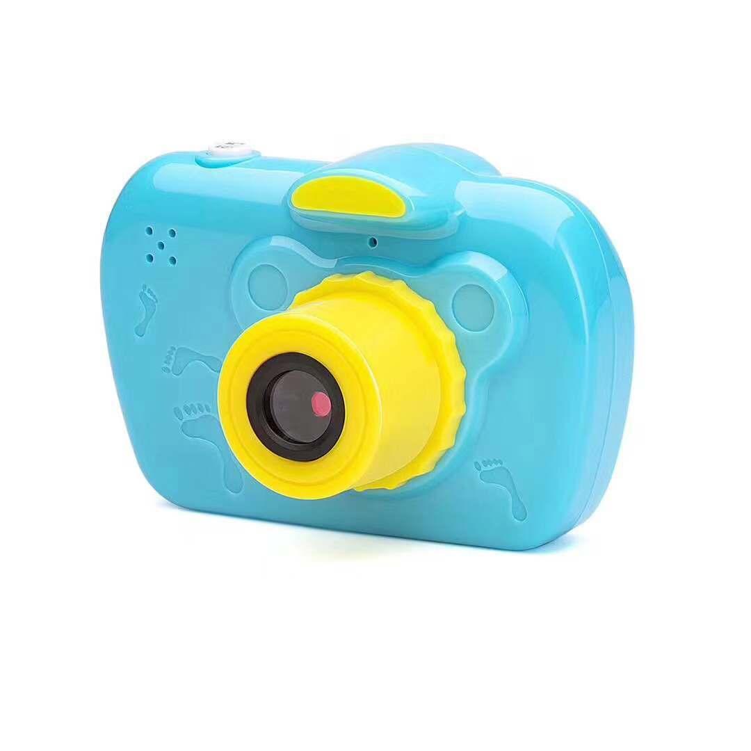 跨境新款六代迷你数码儿童相机运动玩具照相机礼品1080P高清