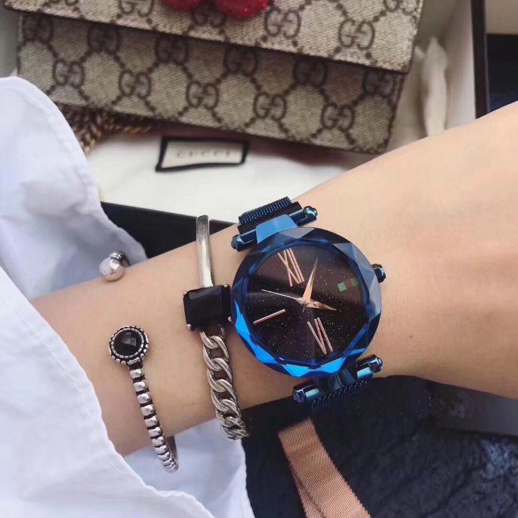 学生韩版抖音女表一件代发网红同款女士手表防水时尚2018新款